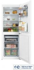 Beko 152cm High A+ Rated Frost Free Fridge Freezer CCFM1552W (White)